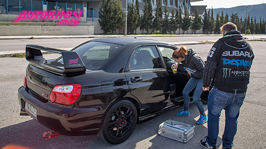 Subaru Impreza WRX EJ20 310hp